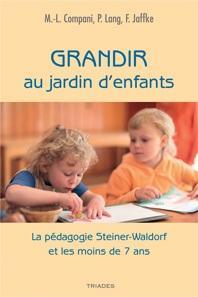 Grandir au jardin d enfant for Au jardin d enfant