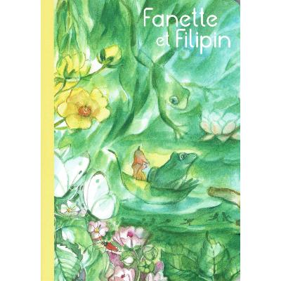 Carnet de notes Eté Fanette et Filipin