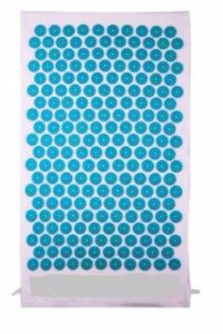 TAPIS D ACUPRESSION -Stimulateurs Turquoises