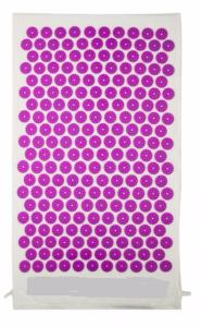 TAPIS D'ACUPRESSION -Stimulateurs Mauves