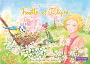 Fanette et Filipin N°4 Printemps